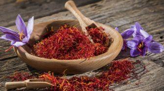 saffron giam mo trong mau 335x186 - GIẢM CHOLESTEROL TRONG MÁU, TĂNG CƯỜNG SỨC KHỎE TIM MẠCH VỚI SAFFRON