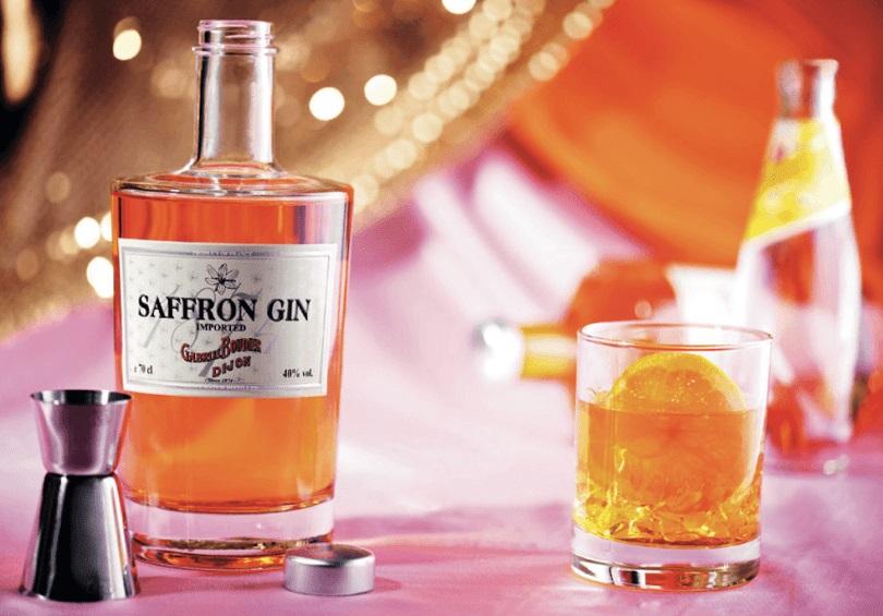 saffron gin - Hướng Dẫn Pha Chế Cocktail Saffron Ngon Đúng Chuẩn