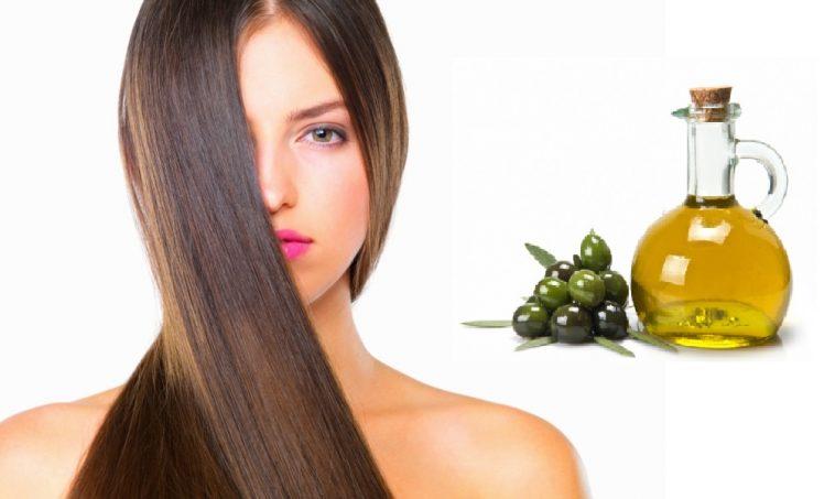 """saffron va dau olive cap cuu toc hu ton - Saffron Và Dầu Olive - """"Cấp Cứu"""" Tóc Hư Tổn"""