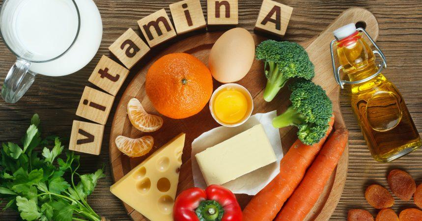 vitamin A voi co the chung ta - Lợi Ích Vitamin A Với Cơ Thể Chúng Ta