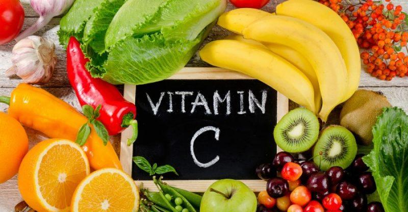vitamin C tre hoa da 1 - VAI TRÒ CỦA VITAMIN C VÀ VITAMIN C TRONG NHỤY HOA NGHỆ TÂY